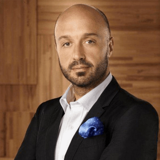 Joe Bastianich, New York, USA Joseph Bastianich, aka Joe, is an American entrepreneur and television personality active in the restaurant industry