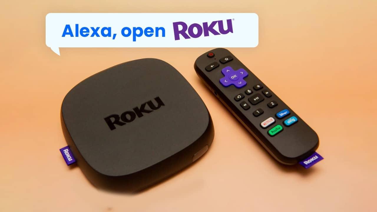 Alexa open ROKU, the smart TV feature which can be controlled withamazon alexa