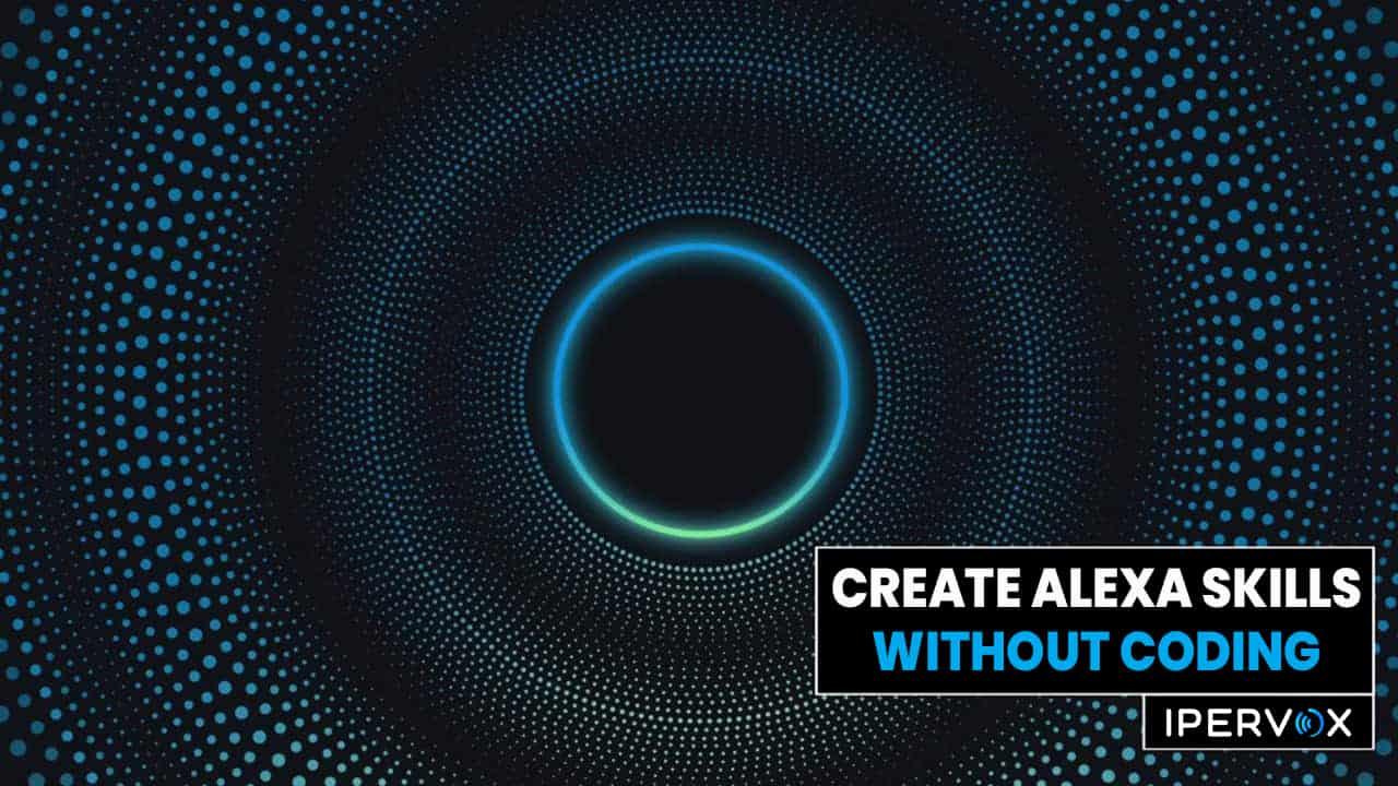 how to create Alexa skills without coding knowledge
