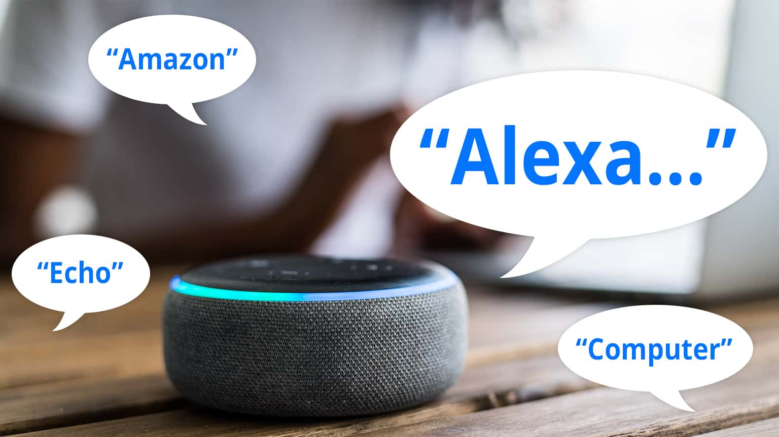 A full guide on how to change the Alexa wake word for Amazon Echo devices