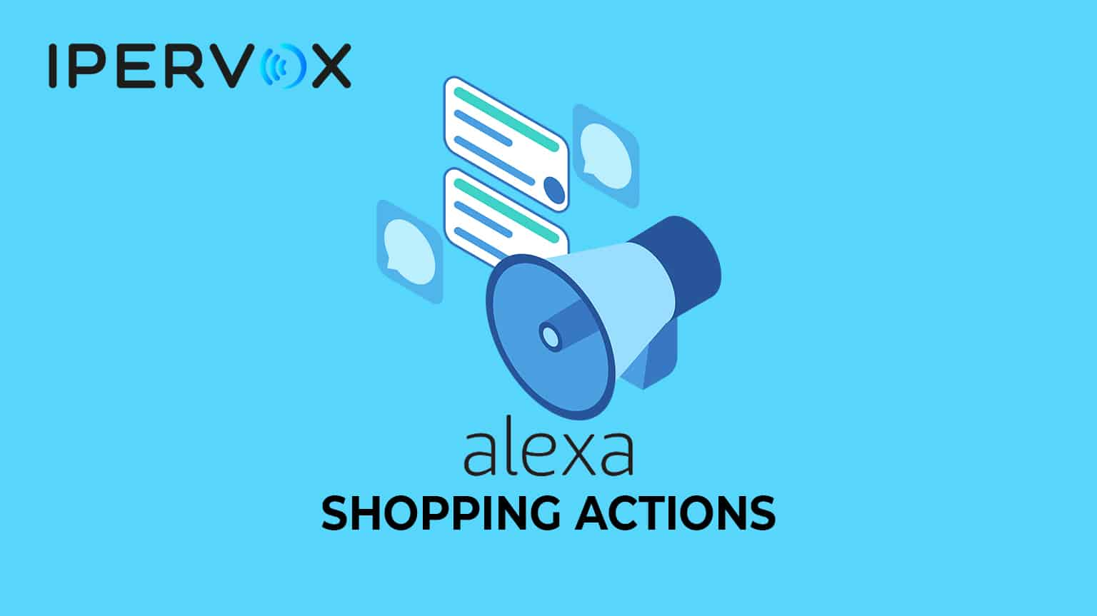 alexa shopping actions will change voice commerce