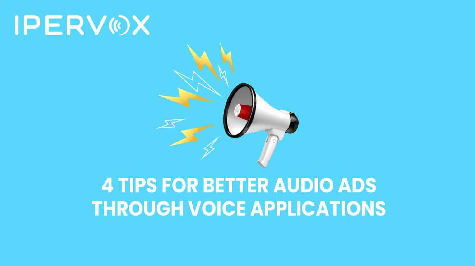 4 tips for creating effective audio ads